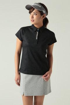 Nプリント カラーシャツ (WOMENS)