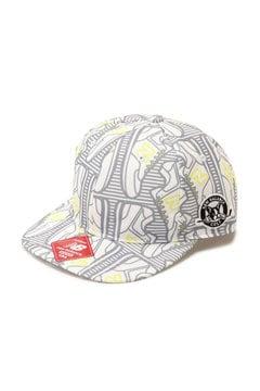 SHORT FLAT BRIM CAP