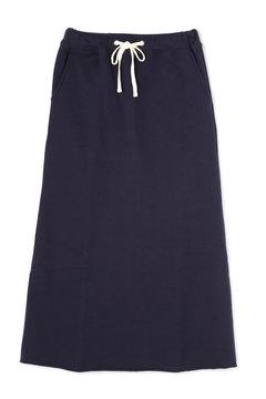 《BLUE》起毛裏毛セットアップスカート