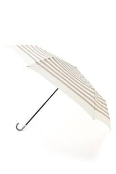 シンプルボーダー折りたたみ傘