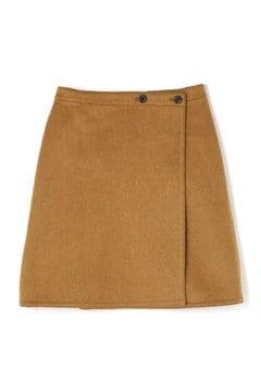 リバーシブルシャギースカート