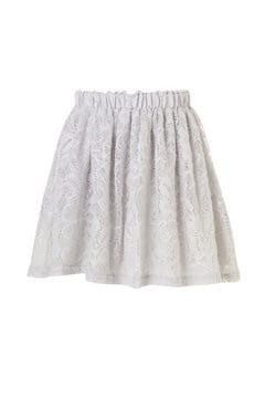《KIDS》起毛レーススカート