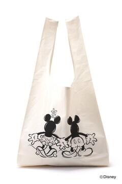 ミッキー&ミニーショッピングバッグ