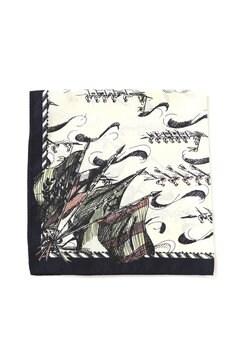 ヴィテージフラッグスカーフ