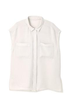 【美人百花 5月号掲載】ダブルポケットシャツ
