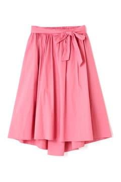 ベルテッドカラースカート
