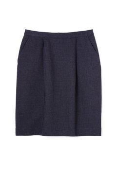 メランジタイトスカート