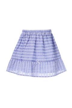 《KIDS》サッカーギャザースカート