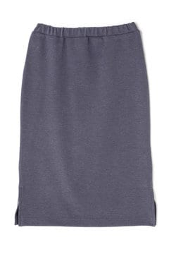 《BLUE》デニムライクポンチタイトスカート