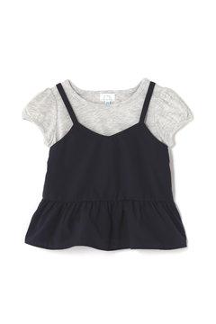 《KIDS》Tシャツ&キャミセット