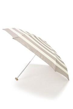 ボーダー折りたたみ傘