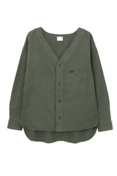 【JJ 11月号掲載】《Leeコラボ》BOY SCOUT SHIRTS ボーイスカウトシャツ