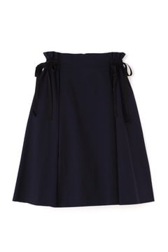 サイドリボンスカート