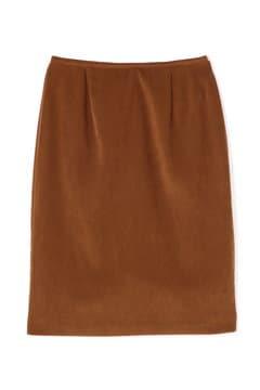 スエードライクタイトスカート