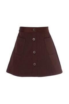 《KIDS》フロントボタンスカート