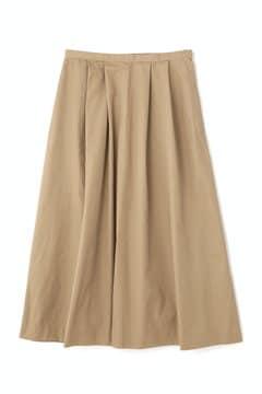 《BLUE》ツイルタックマキシスカート