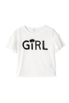 《KIDS》3D GIRLロゴTシャツ