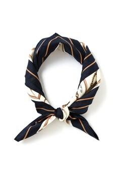 ビットモチーフスカーフ