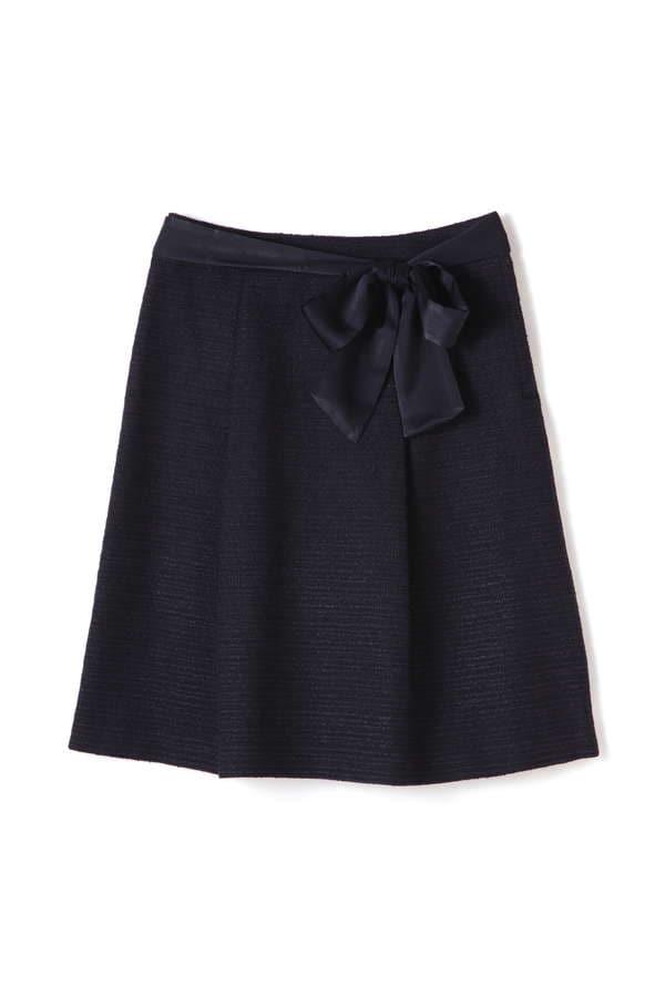 カラミツィードスカート
