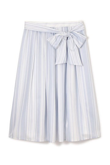 【CLASSY5月号掲載】【STORY5月号掲載】[新井恵理那さん着用]ロータリーストライプスカート