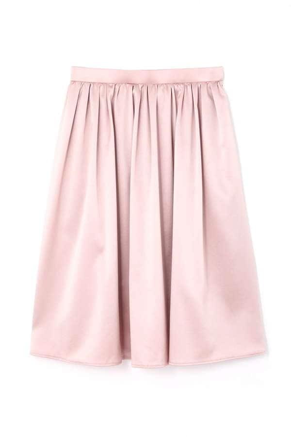 【先行予約 9月下旬 入荷予定】トリアセエンボススカート