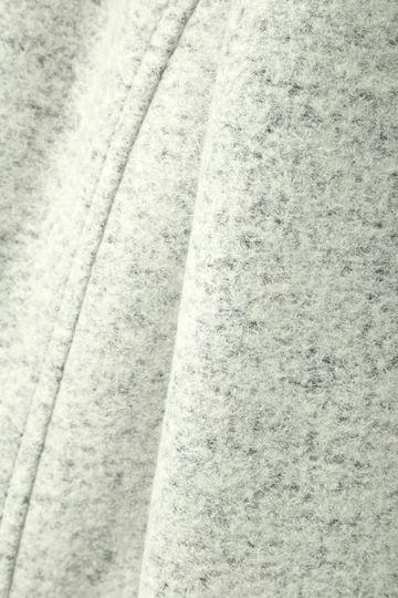 【先行予約 10月上旬 入荷予定】MIXウールニットPジャケット