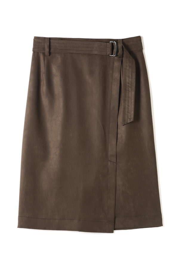 《WEB限定商品》エルモザスエードスカート