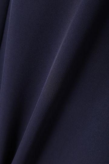 【Oggi5月号掲載】【CLASSY5月号掲載】[ウォッシャブル]トリアセドライポンチブラウス【UNDER15000】