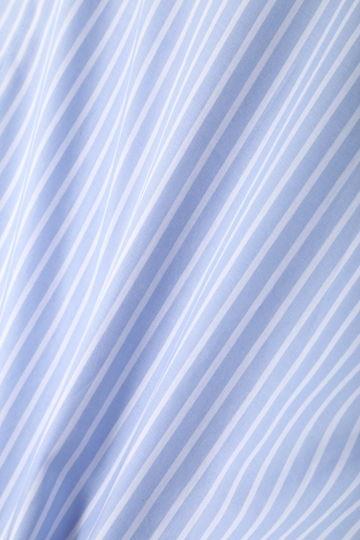 [WEB限定商品][ウォッシャブル]ローンストライプブラウス【UNDER15000】