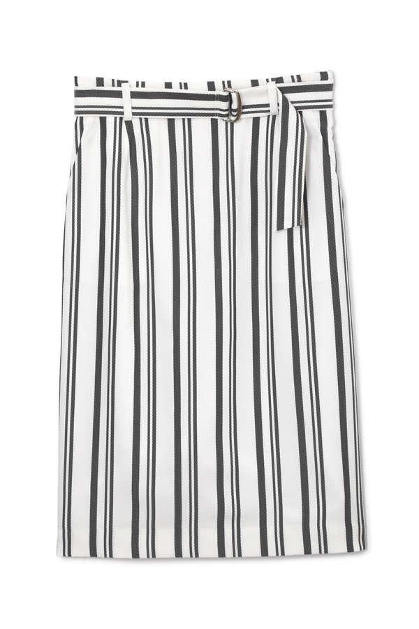 《B ability》カルゼストライプスカート
