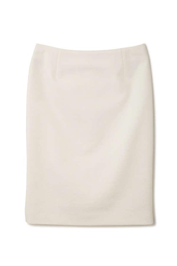 ツィードタイトスカート