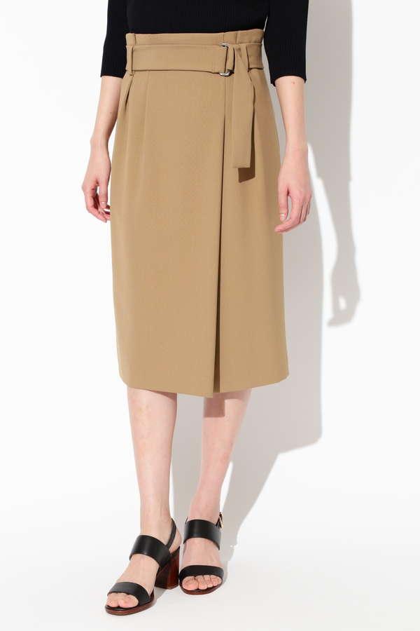 【Oggi5月号掲載】【CLASSY5月号掲載】《B ability》オックスベルト付きスカート