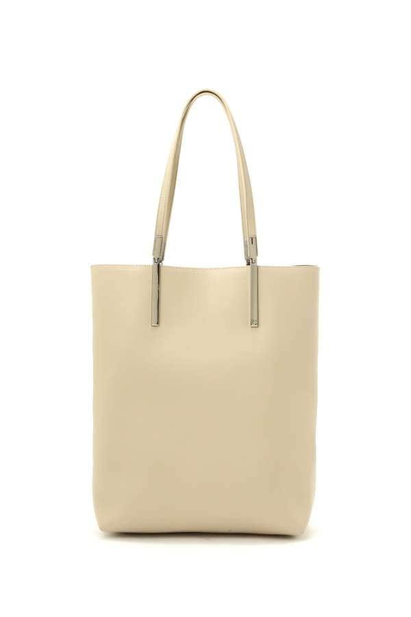 【CLASSY5月号掲載】プレートトート ポーチ付きバッグ