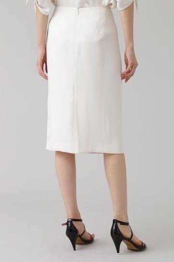 《B ability》PEサテンタイトスカート