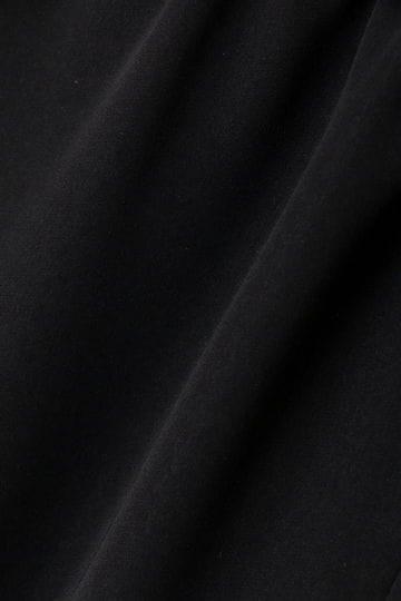 《B ability》Wサテンストレッチワイドパンツ【パンツキャンペーン対象/クーポンコード:BSPN】