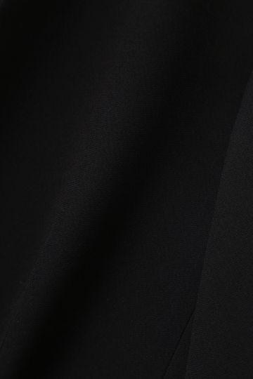 《B ability》ANDYクレープWクロスノーカラージャケット