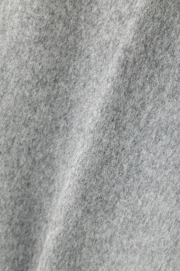 ウールビーバーコート
