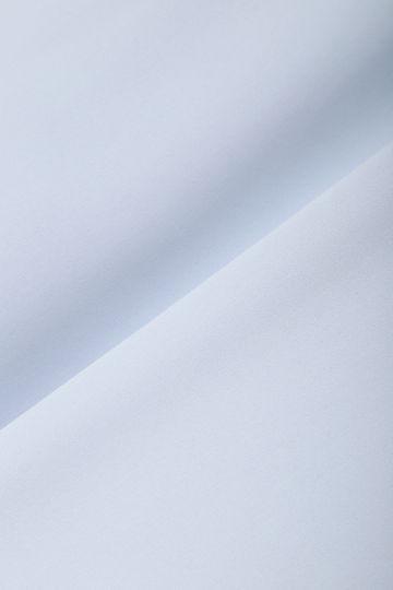 [ウォッシャブル]ドレープサテンオフショルダーブラウス【UNDER15000】