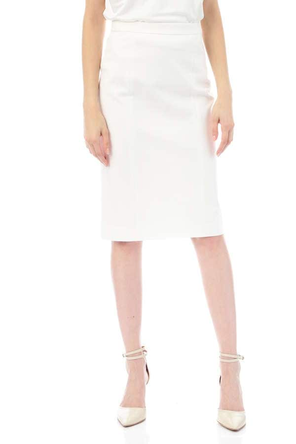 コンパクトポンチバックベンツタイトスカート
