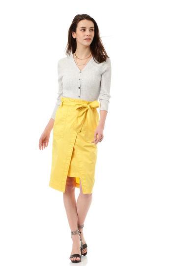 《HOLIDAY LINE》ギャバストレッチスカート