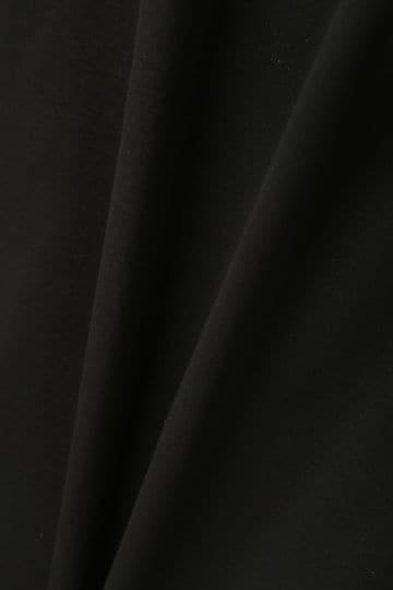 [ウォッシャブル]コットンスムースバックレースアップカットソー【15000UNDER】
