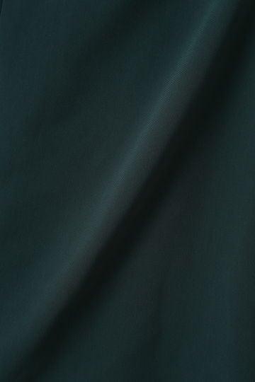 [TGC着用][WEB限定カラー・グリーン]ソフトサテンVネックブラウス【15000UNDER】