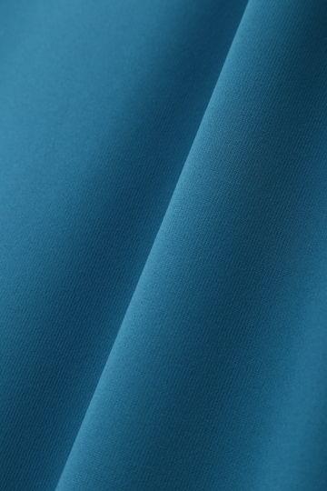 【ブルー予約受付中 8月中旬入荷予定】マットポンチワンピース