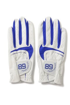 89 Logo Colored Pair of Gloves