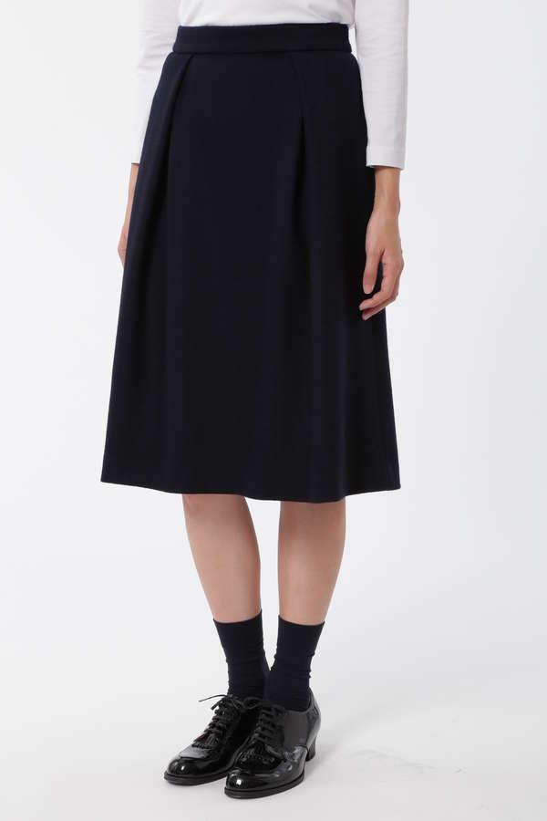 グログランミルドポンチスカート