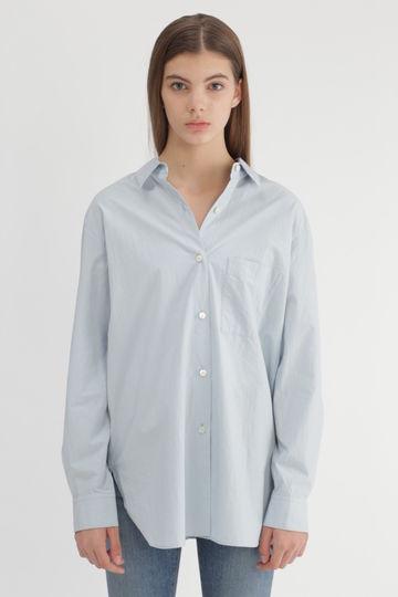 アンドレーロングシャツ