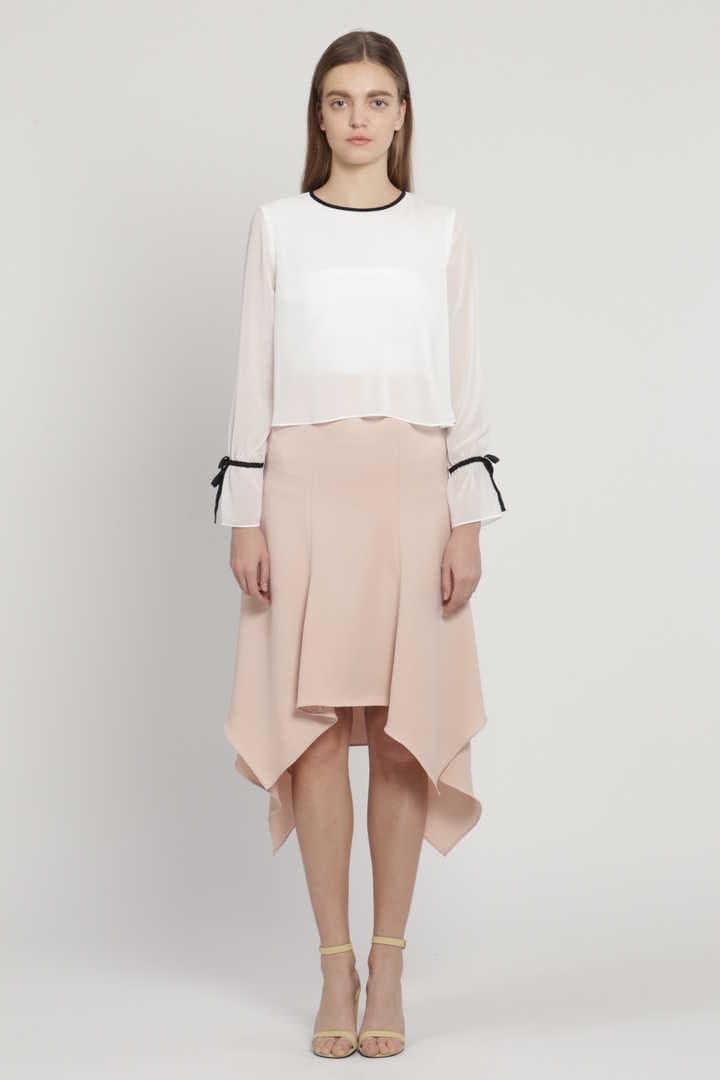 【TVドラマ着用】タリアランダムフレアスカート