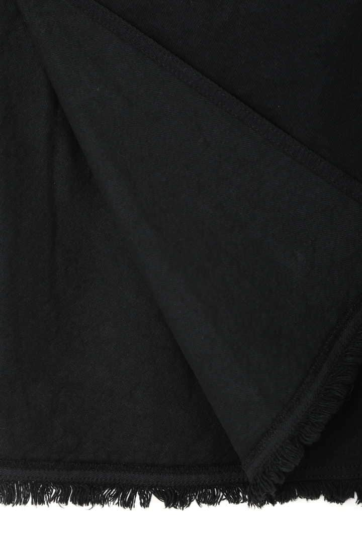 【先行予約 3月上旬お届け予定】レーラデニムラップスカート
