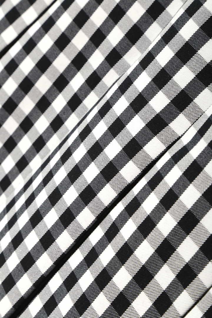 【TVドラマ着用】ギンガムプリーツスカート