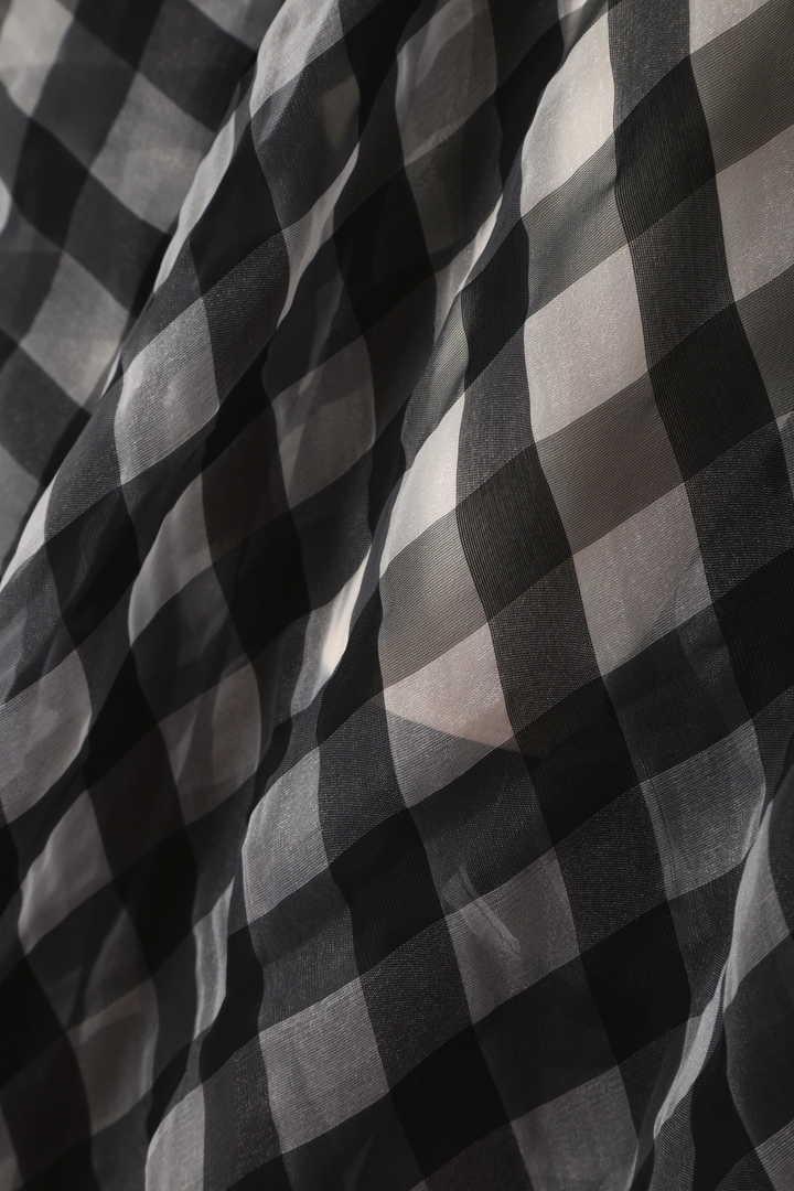 キャサリンギンガムスカート